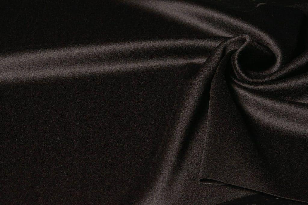 Loro Piana fabric in brown color