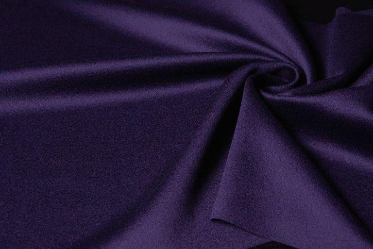 Loro Piana fabric in purple color