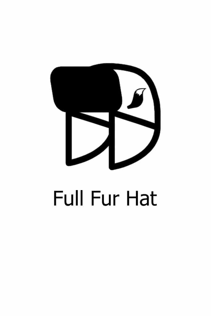 Full Fur Hat Option